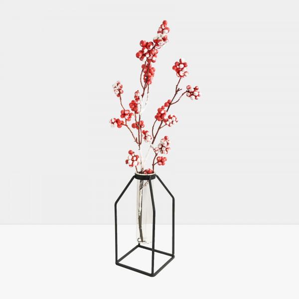 Vase-iron-square