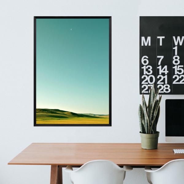 Kunstdruck landscape