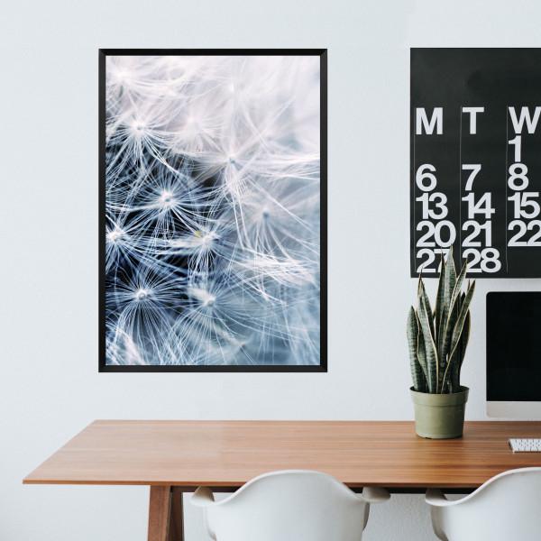 Kunstdruck Pusteblume