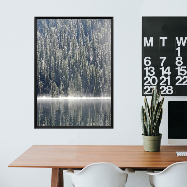 Kunstdruck Lappland