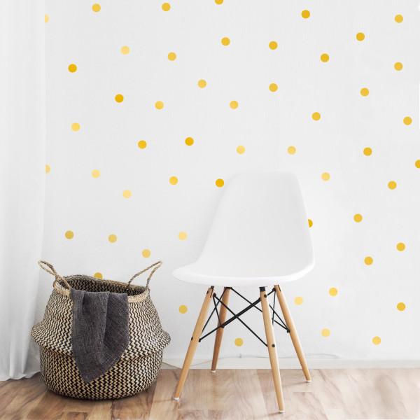 Wandsticker-little-dots